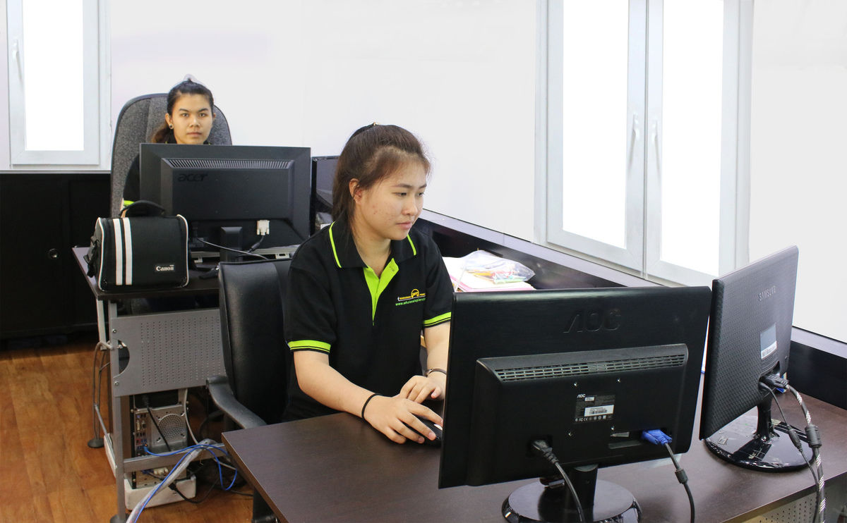 Wholesale Piercing Admin and Sales Team